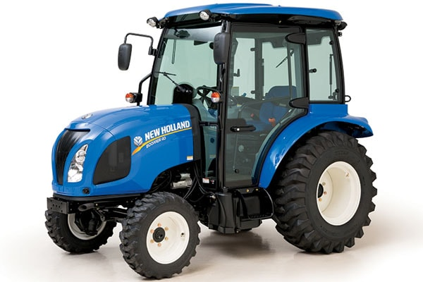 New Holland Boomer 40 Cab (T4B) for sale at Kunau Implement, Iowa