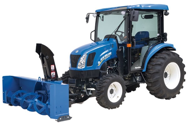 New Holland | Tractors & Telehandlers | Boomer™ EasyDrive™ for sale at Kunau Implement, Iowa