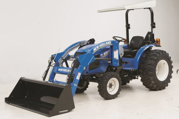 New Holland | Front Loaders & Attachments | Economy Compact Loaders for sale at Kunau Implement, Iowa