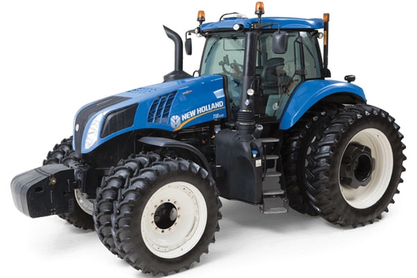 New Holland | Tractors & Telehandlers | Genesis T8 Series - Tier 4B for sale at Kunau Implement, Iowa