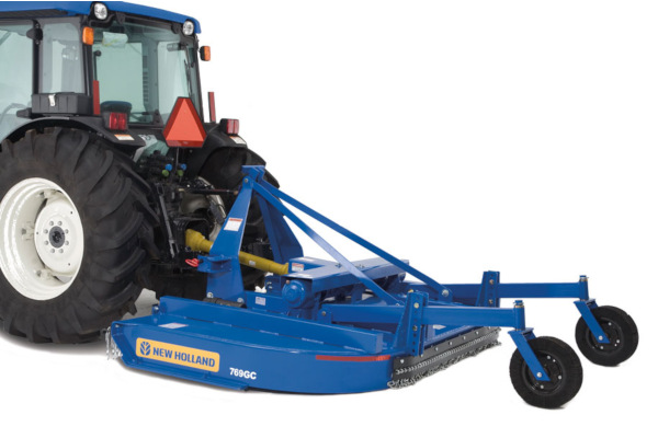 New Holland | Front Loaders & Attachments | Heavy Duty Rotary Cutters for sale at Kunau Implement, Iowa