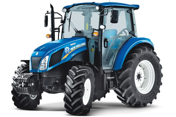 New Holland | Tractors & Telehandlers | PowerStar™ T4 Series for sale at Kunau Implement, Iowa