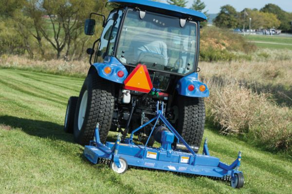 New Holland | Front Loaders & Attachments | Rear-Mount Finish Mowers for sale at Kunau Implement, Iowa