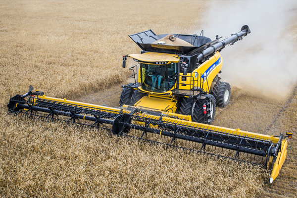 Harvest Solutions Combine Yield Mapping & Moisture Sensing