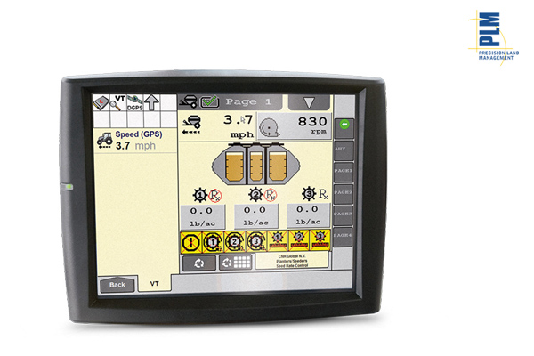 New Holland PLM™ ISOBUS Task Controller for sale at Kunau Implement, Iowa