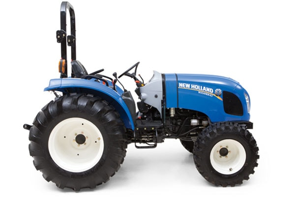 New Holland | Tractors & Telehandlers | Boomer™ Compact 33-47 HP Series for sale at Kunau Implement, Iowa