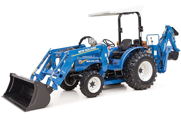 New Holland | Tractors & Telehandlers | Workmaster™ Compact 25/35/40 Series for sale at Kunau Implement, Iowa
