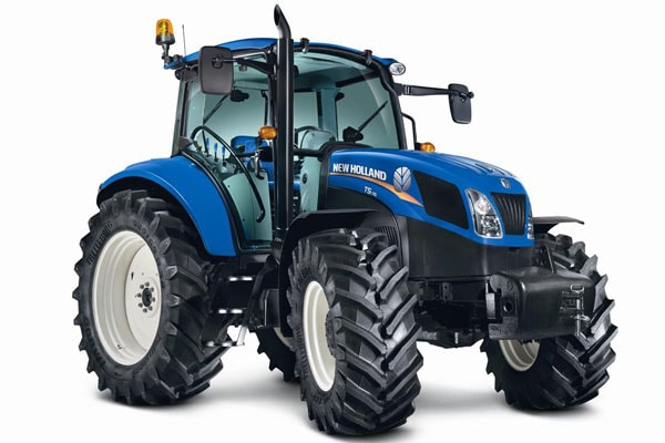 New Holland T5.105 for sale at Kunau Implement, Iowa