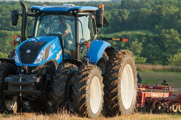 New Holland T7.230 Classic for sale at Kunau Implement, Iowa