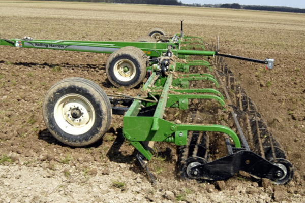 Unverferth | Rolling Harrow® Soil Conditioner | Model 1225 for sale at Kunau Implement, Iowa