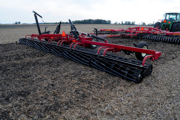 Unverferth | Rolling Harrow® Soil Conditioner | Model 1645 for sale at Kunau Implement, Iowa