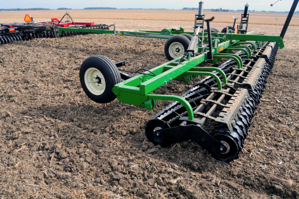 Unverferth | Rolling Harrow® Soil Conditioner | Model 1645D for sale at Kunau Implement, Iowa