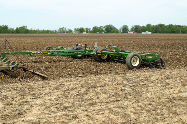 Unverferth | Rolling Harrow® Soil Conditioner | Model 165 for sale at Kunau Implement, Iowa