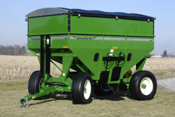 Unverferth | Gravity Boxes | Model GB 335 for sale at Kunau Implement, Iowa