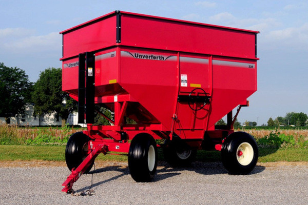 Unverferth | Gravity Boxes | Model GB 325 for sale at Kunau Implement, Iowa