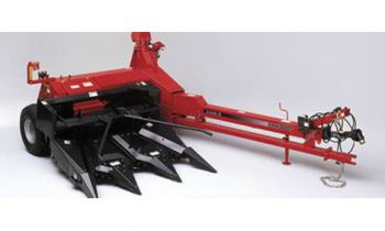 Pull-Type Forage Harvester HDX3R