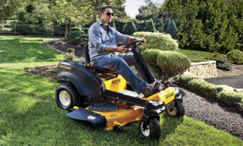 Cub Cadet - Zero-Turn Riding Mowers