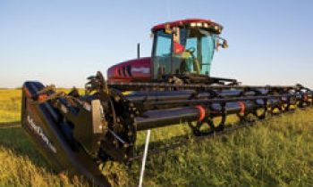 Self-Propelled Windrowers and Headers - D65 Windrower Draper Header