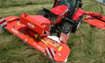 Mounted Disc Mower Conditioners FC 313