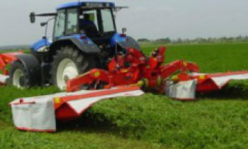 Mower Conditioners - Triple Head Disc Mower Conditioners