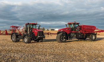 Case-IH Application Equipment - Titan™ Series Floaters