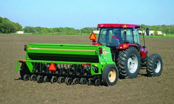 Drills - 13' End Wheel Min-Till Drills