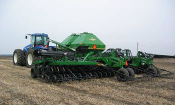 Air Drills - 30' No-Till Air Drill with Integral Semi-Mounted Design