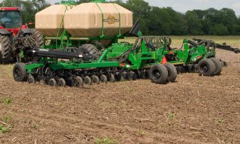 Air Drills - 35' No-Till Air Drill with Integral Semi-Mounted Design
