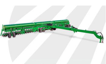 50' 3-Section Hydraulic Down-Pressure Drills 3S-5000F