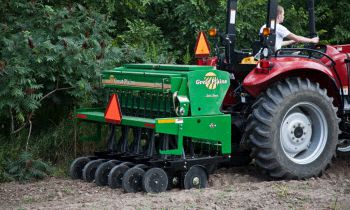 Compact Drills - 6' Mounted Min-Till Compact Drill