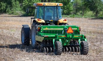Compact Drills - 8' Mounted No-Till Compact Drill