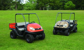 Utility Vehicles - Mid-Size Utility Vehicles