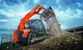 Track Loaders SVL95-2s
