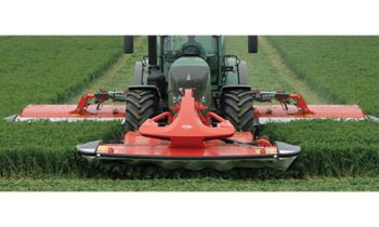 Mower Conditioners - Front Mounted Disc Mower Conditioners