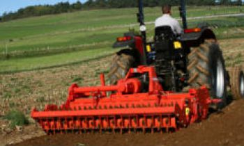 Secondary Tillage - Power Tillers