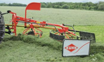 Hay and Forage Tools - Tedder/Rotary Rake Combination