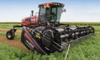 Self-Propelled Windrowers and Headers - M155 E4 SP Windrower
