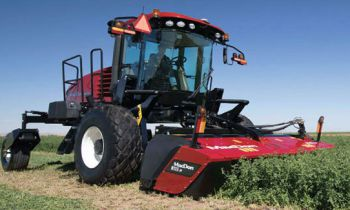 Self-Propelled Windrowers and Headers - M1 Series Windrower