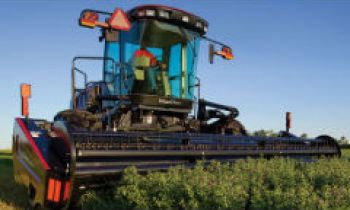 Self-Propelled Windrowers and Headers - A Series Auger Headers