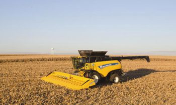 Corn Heads 980CR Rigid Corn Header - 16 rows