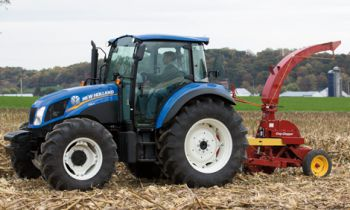 Forage Equipment - Crop Chopper® Flail Harvester
