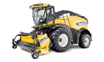 New Holland Ag - Forage Equipment