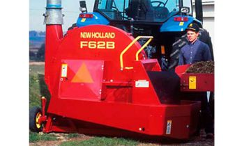 Forage Equipment - Forage Blower