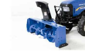 Front Loaders & Attachments - Front Snow Blowers