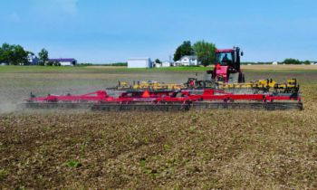 Rolling Harrow® Double Basket 225