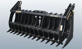 Skid Steer & CTL - SGC15 Series Claw Grapples