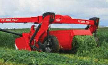 Mower Conditioners - Side Pull Disc Mower Conditioner