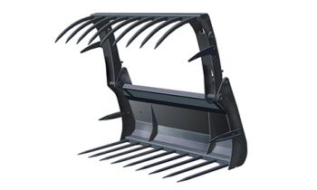 Silage Handling Silage King Fork and Grapple