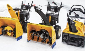 Cub Cadet - Snow Throwers