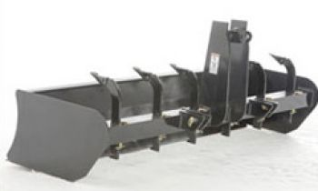 Front Loaders & Attachments - Box Blades